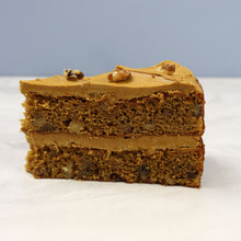 Load image into Gallery viewer, Coffee & Walnut Cake