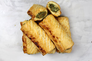 Spinach & Feta Roll