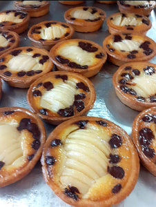"3"" Luxury Tartes"