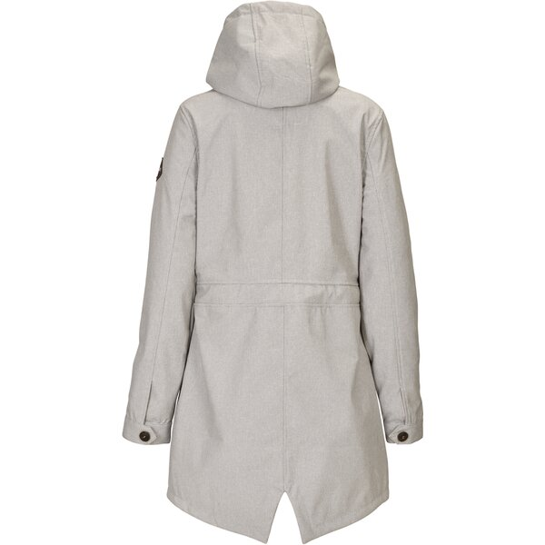 G.I.G.A. DX Damen Casual Softshell Parka mit Kapuze Dianora