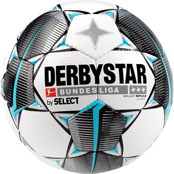 "DERBYSTAR Fußball ""Bundesliga Brilliant Replica S-Light"""