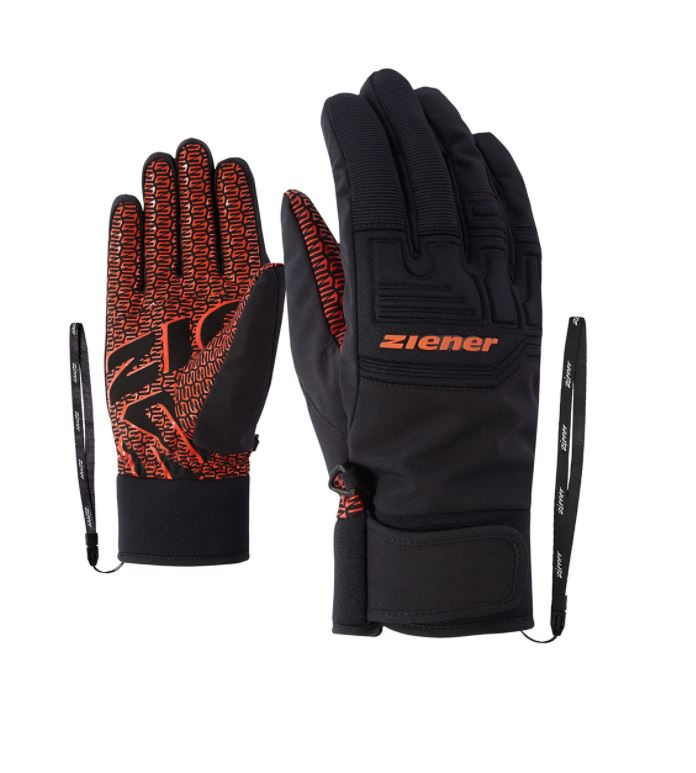ZIENER GARIM AS® GLOVE SKI ALPINE