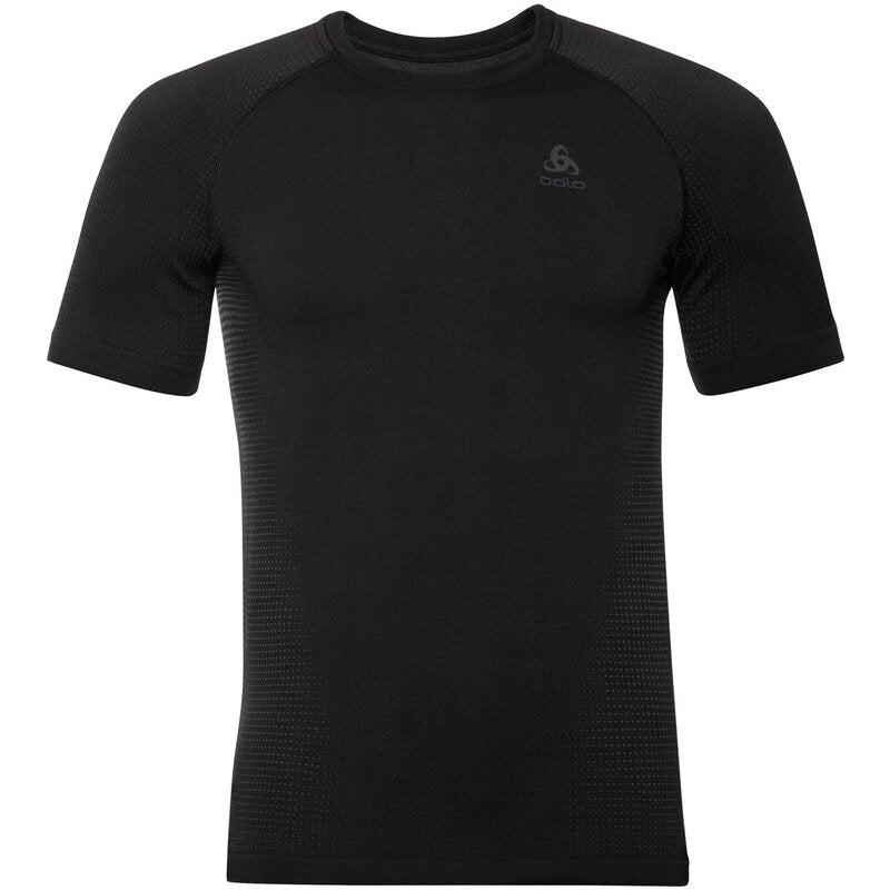 ODLO Herren BL Top Crew neck s/s Performance Unterhemd
