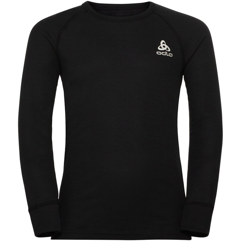 ODLO Kinder Unterhemd BL TOP Crew neck l/s ACTIVE WA