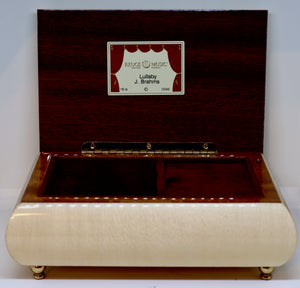 Lullaby Music Box with Jewellery Compartment