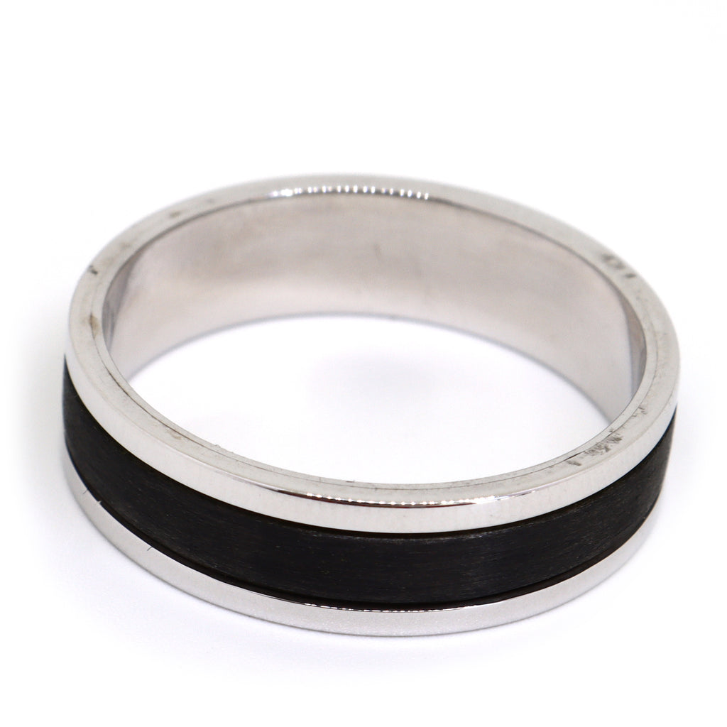 Flat Edge Carbon Fibre Ring