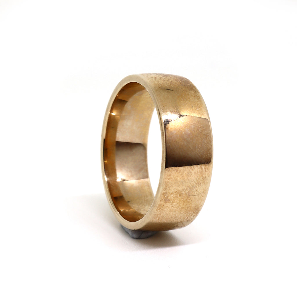 9CT Yellow Gold Wedding Ring