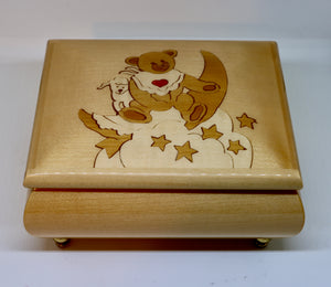 Wish Upon a Star Music Jewellery Box