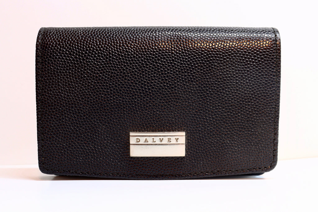 Dalvey Leather Card Case