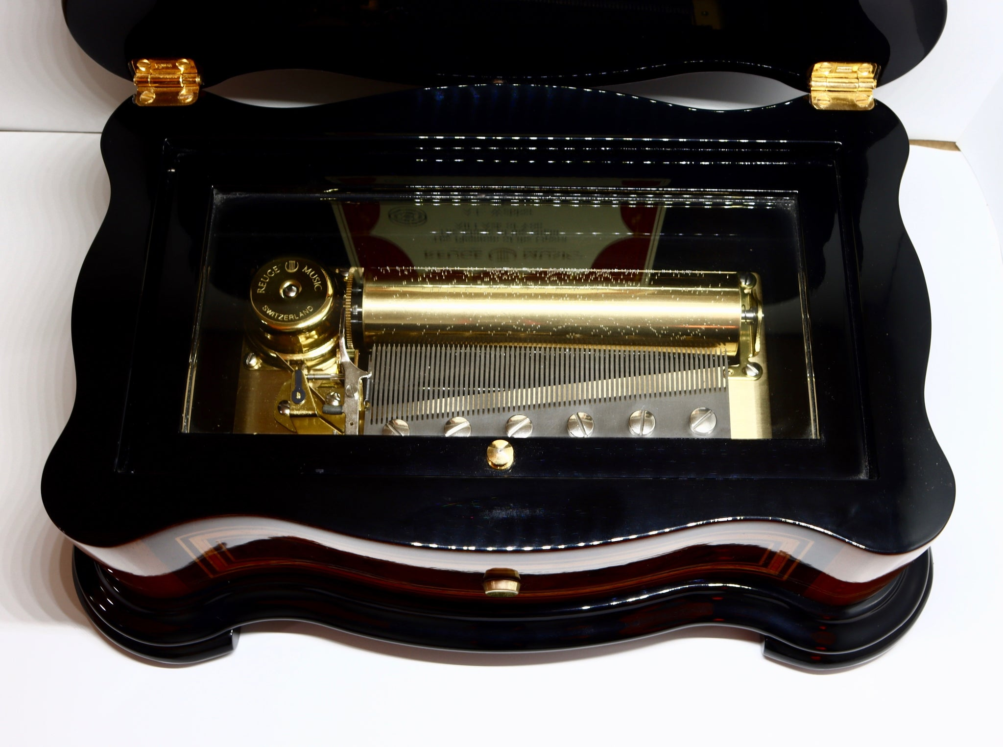 """The Phantom of the Opera"" Music Box with Jewellery Compartment"