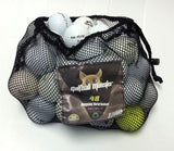 FULL CASE ONLY: 48 Ball Bags - Mix C Grade - Golf Ball Factory Outlet (4514061484114)
