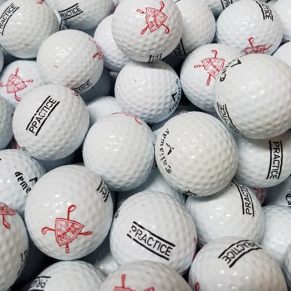 Callaway Practice Limited Flight Logo Used Golf Balls A-B Grade (4632532844626) (4958571790418)