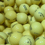Callaway Yellow AB Used Range Golf Ball from Golfball Monster (4965277597778)