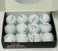 FULL  CASE ONLY:  Callaway 12 Ball Boxed Sets - Mint Grade - Golf Ball Factory Outlet (4514061254738)