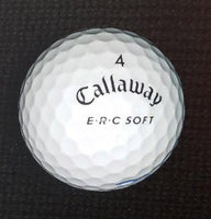 Callaway Chrome ERC Soft Used Golf Balls Mint Grade (4509260546130)