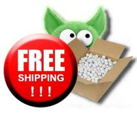 Shipping is FREE from the Golfball Monster (4470229172306)