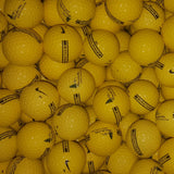 Nike Yellow Logo Limited Range Used Golf Balls A-B Grade