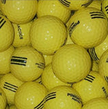 Mix Yellow Used Golf Balls AB Grade | One Lot of 1200 (6573720043602) (6573727154258) (6578960433234)