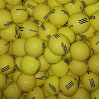 Pinnacle Yellow Used Golf Balls A-B Grade