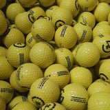 Yellow Logo Used Golf Balls A-B Grade (4604126625874)