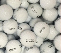 Range Practice Mix Used Golf Balls B Grade (4463675474002)