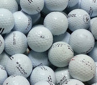 Range Practice Mix Used Golf Balls D Grade