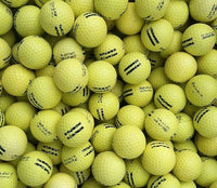 Range Practice Yellow Used Golf Balls C Grade (4474807025746)