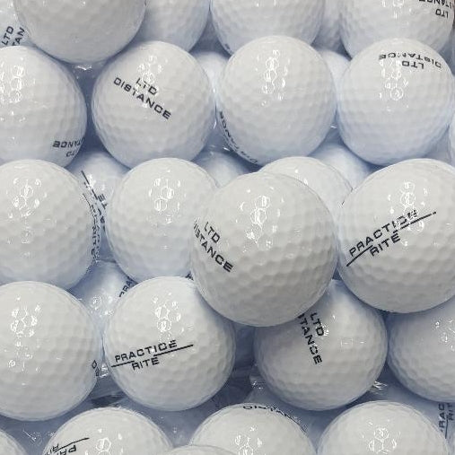 Special Purchase Range Limited Flight Used Golf Balls A-B Grade (4750911864914)