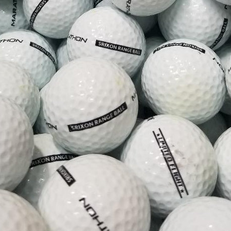 Srixon Marathon Limited Flight Used Golf Balls A-B Grade Single Lot of 1200 (6577961304146) (6577962516562) (6577962713170) (6577962844242) (6577962877010) (6577963171922) (6579054903378) (6579055001682) (6579055657042) (6579055886418) (6579056345170) (6579056443474)