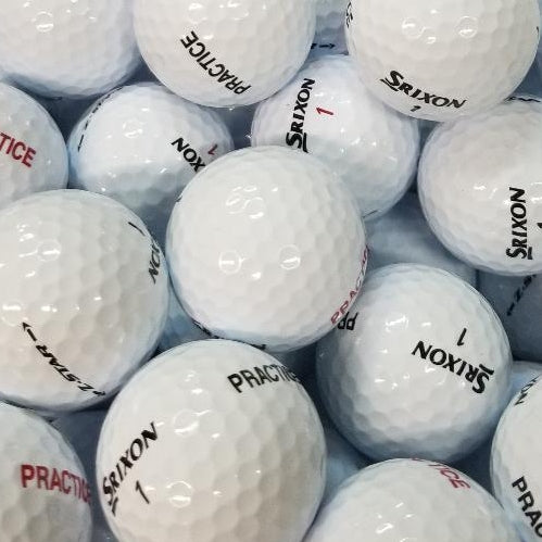 Srixon Z-Star Practice Used Golf Balls A-Grade from Golfball Monster (4848681877586)