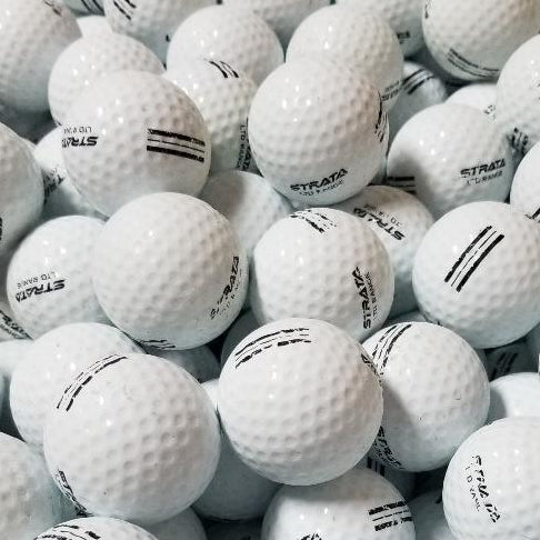 Strata Limited Flight Used Golf Balls B Grade (6574266450002)