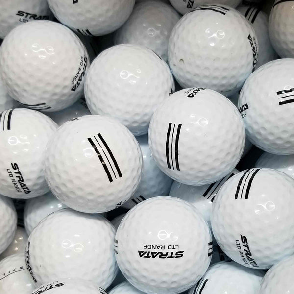 Strata Limited Flight BRAND NEW Golf Balls (4845219741778)