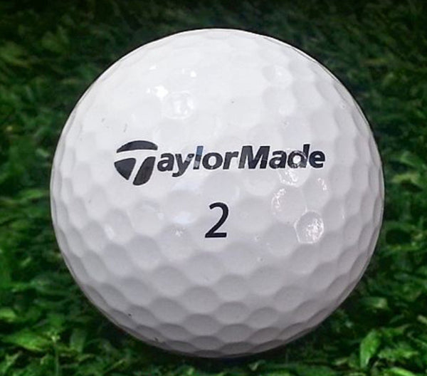 TaylorMade TP Black Golf Balls Refurbished Refinished (4467718881362)