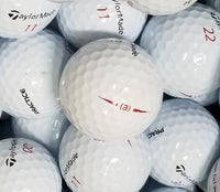 Taylormade Practice No Stripe Project a AB Grade Used Golf Balls Driving Range (4780715376722)