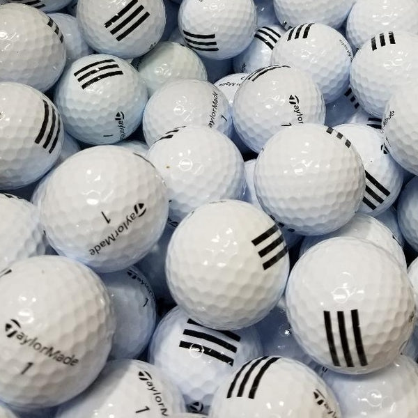 Taylormade Three Stripe Used Golf Balls A Grade (6579070533714)