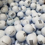 Taylormade Three Stripe Used Golf Balls A Grade (6579070533714) (6579072696402) (6579072729170)