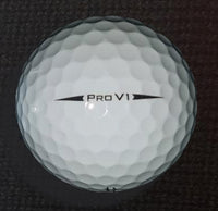 Titleist Pro V 2017 - 2018 Used Golf Balls Mint Grade (4470229172306)