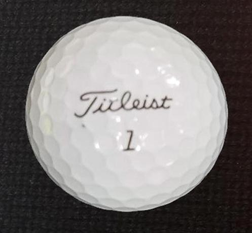 Titleist AVX Used Golf Balls Mint Grade golf balls