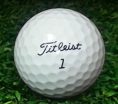 Titleist NXT Tour Golf Balls Refurbished Refinished