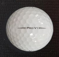 Titleist Pro V 2019 - 2020 Used Golf Balls Mint Grade (4470180446290)