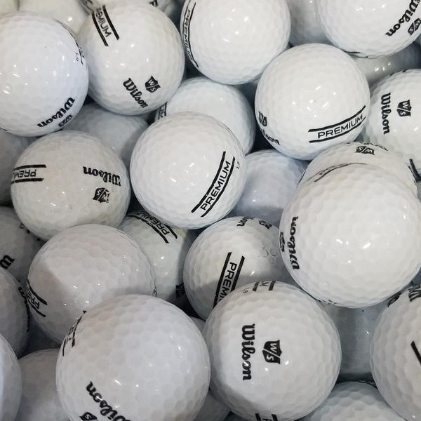 Wilson Used Golf Balls A-B Grade from Golfball Monster (6577124016210)