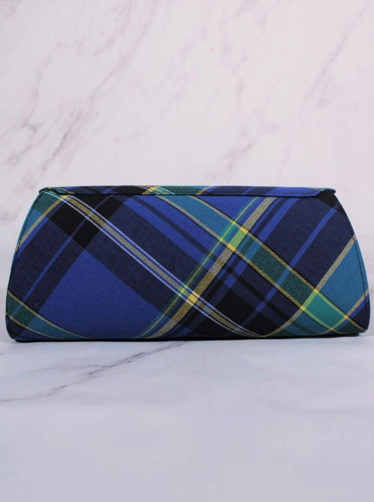 Madras Clutch Bag