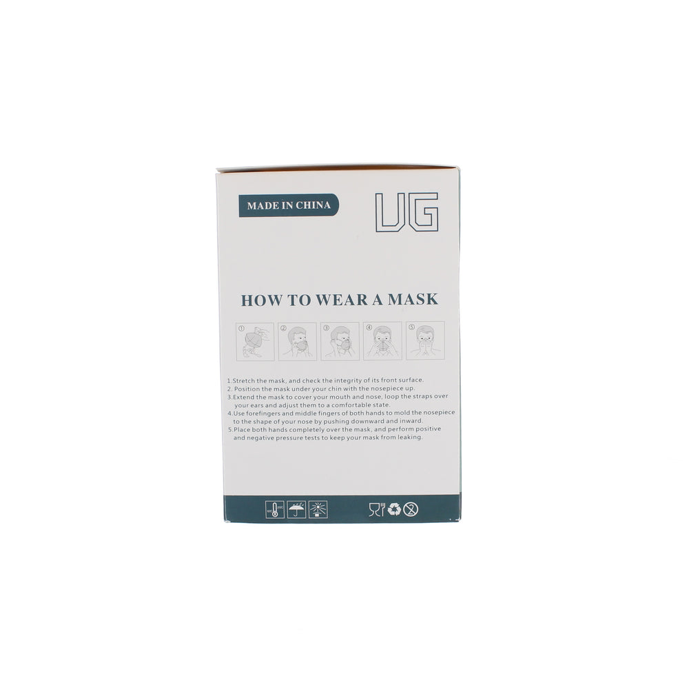 UG KN95 Face Masks from Changshu Heng Yun - 20pk