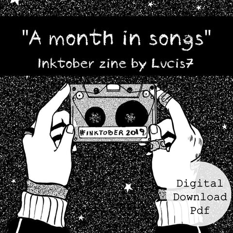 A Month in Songs by Lucis7