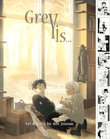 Grey is… Volume 5 – Digital