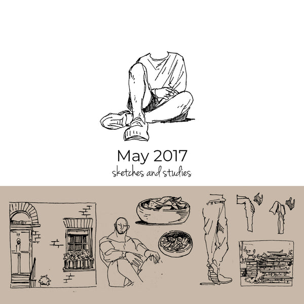 May 2017 Sketchbook