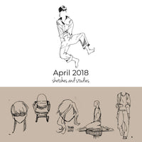 April 2018 Sketchbook