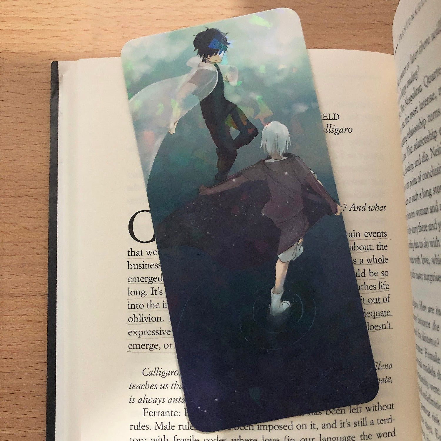 Shiny Bookmarks - Invisible Stars