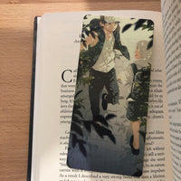 Shiny Bookmarks - Plants and Books