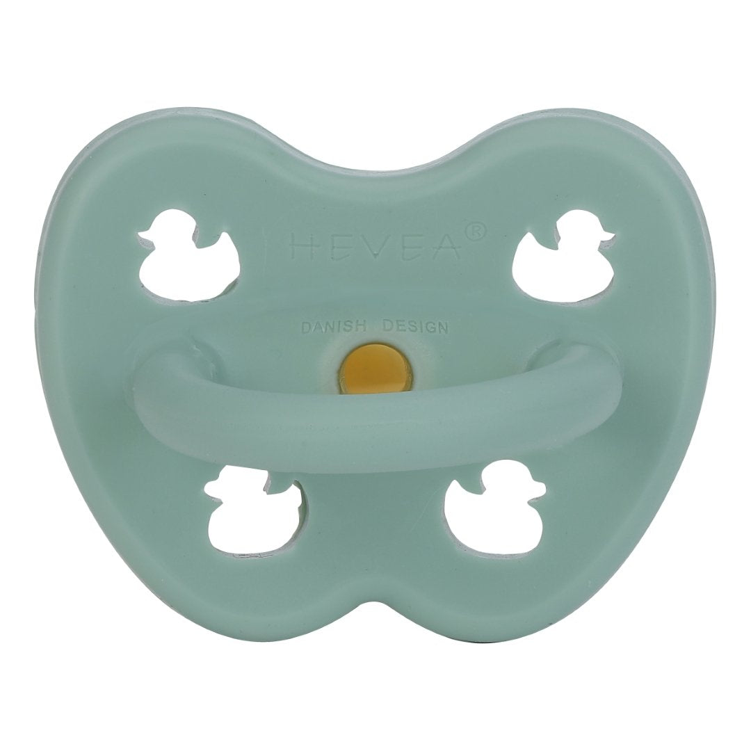 Hevea Pacifier - Pistachio - Orthodontic